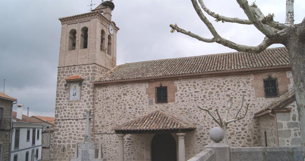 Iglesia de San Pablo en San Pablo de los Montes