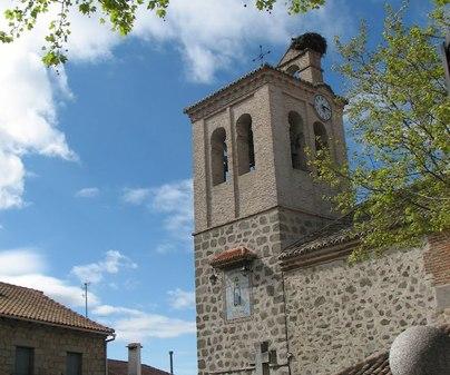Iglesia de San Pablo de los Montes 2