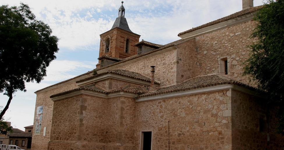 Iglesia de la Asunción en La Villa de Don Fadrique