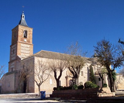 Iglesia de Villa de Don Fadrique 2