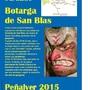 Botarga de San Blas