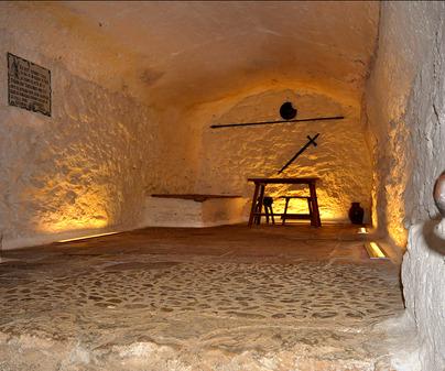 Prisión de Cervantes