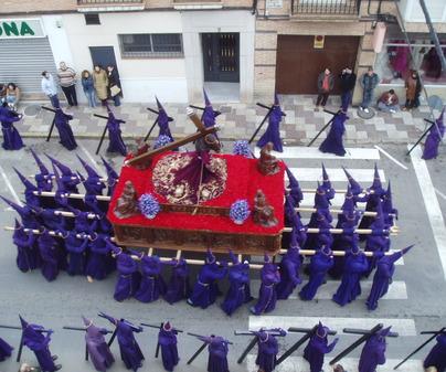 Semana Santa de Daimiel. Los Moraos