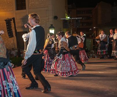 La Pandorga - Baile regional
