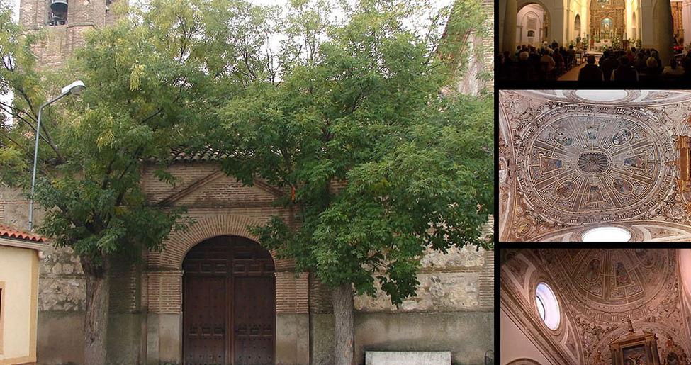 Iglesia de Nuestra Señora de la Asunción en Arcicóllar