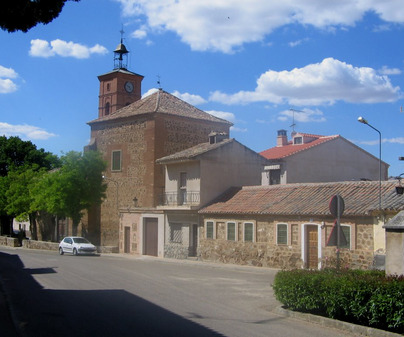 Iglesia de Layos
