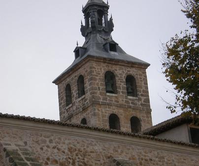 Iglesia de Lillo. Torre