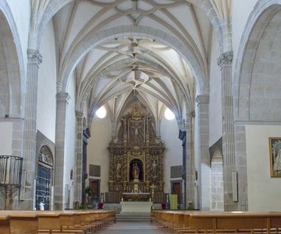 Iglesia de Cuerva