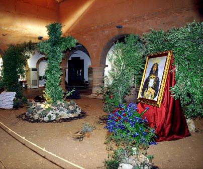 Cruces de mayo de Villanueva de los Infantes