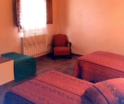 Casa Lucinio habitación Olmo