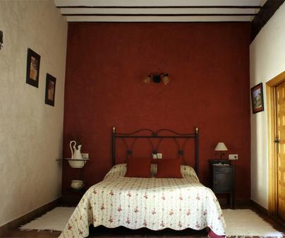 Casa Lucinio habitación roja