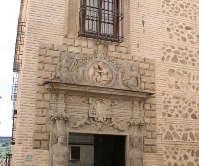 Puerta Antiguo Colegio Infantes