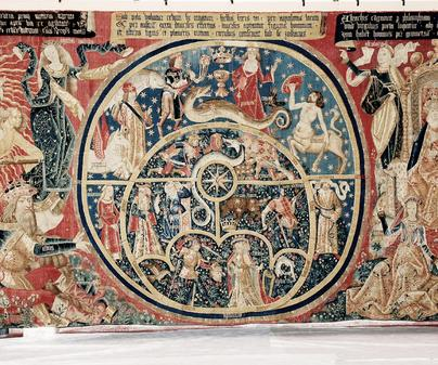 Tapiz de los Astrolabios