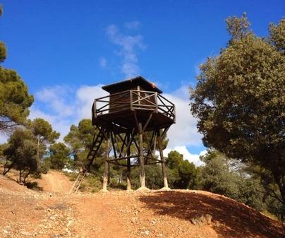 Finca Torrelengua. Observatorio