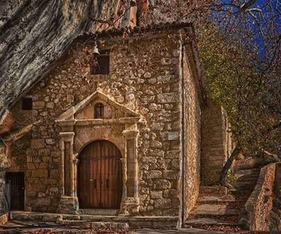 Ermita de los Desamparados portada