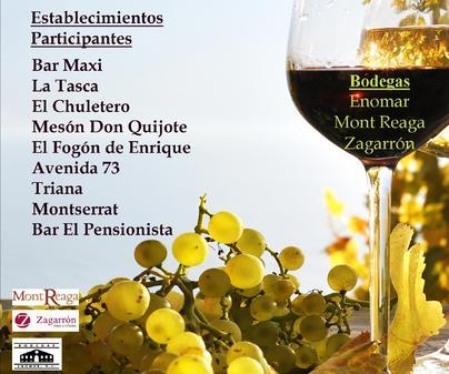 De vinos y Tapas por Mota 2015