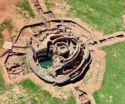 Yacimiento Arqueológico Motilla del Azuer
