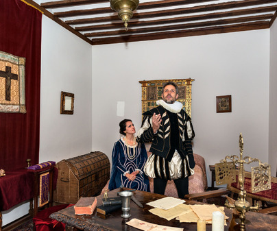 Esquivias Cervantes Don Quijote