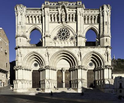 Catedral de Santa María la Mayor de Cuenca