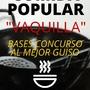"""Función 2016. Comida Popular """"Vaquilla"""""""