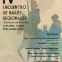 IV Encuentro Bailes Regionales en Quintanar de la Orden
