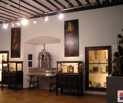museo tapices pastrana interior sala