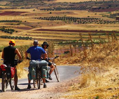 Tomelloso T A Sabesabor ruta bicicleta