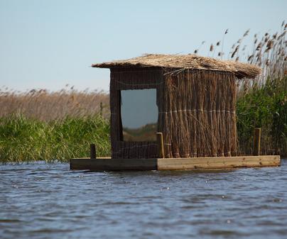 BIRDING LA MANCHA-Hide flotante
