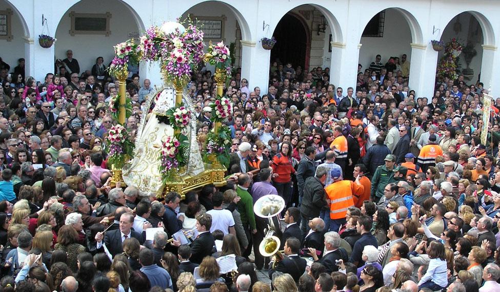 Romería Virgen Nuestra Señora de Cortes de Alcaraz