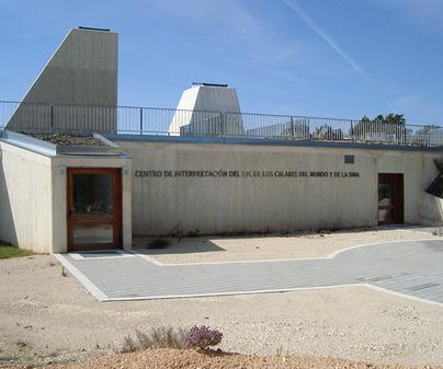 centro interpretacion Parque calares del Mundo