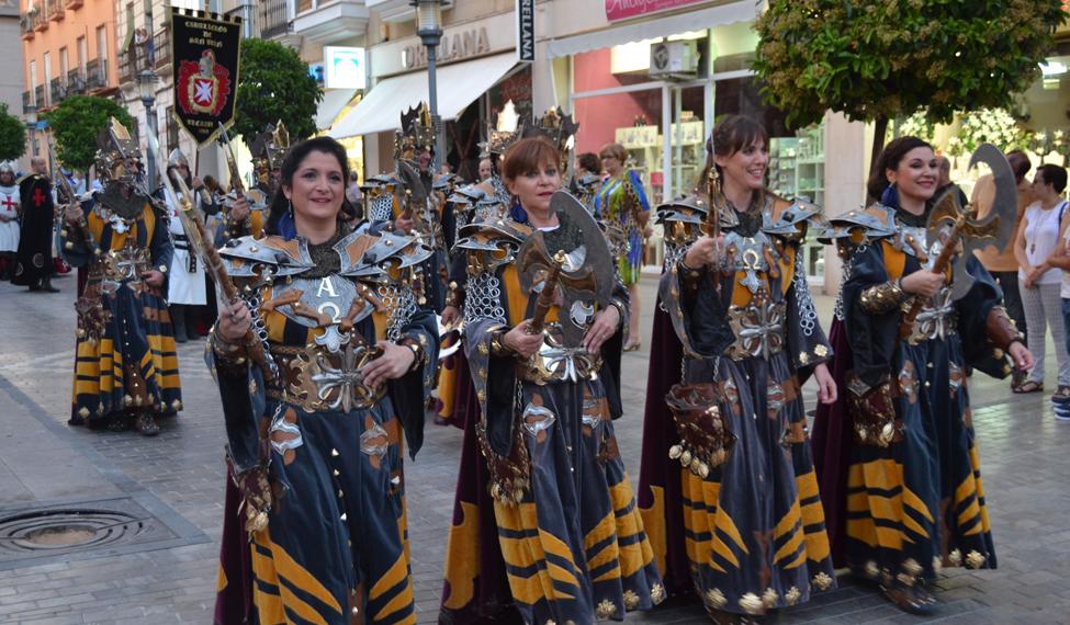 Fiesta de Moros y Cristianos de Alcázar de San Juan