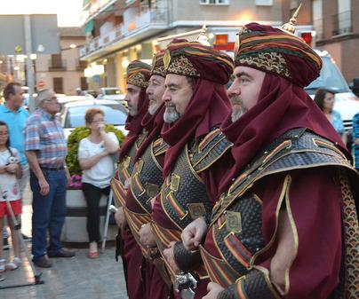 Moros y Cristianos de Alcazar de San Juan