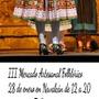 III Mercado Artesanal Folklorico