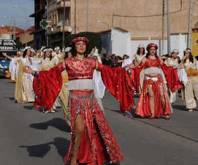 Carnaval de Malagón