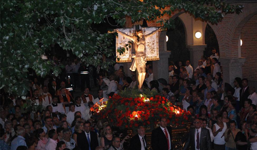 Fiestas en honor del Cristo de la Salud de La Puebla de Almoradiel