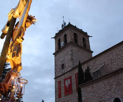 Cristo de la Salud de La Puebla de Almoradiel