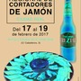 II Campeonato Regional de Corte de Jamón en Castilla-La Mancha