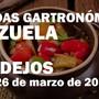 Primeras Jornadas Gastronómicas de la Cazuela