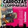 Concurso Comarcal de Carrozas y Comparsas 2017