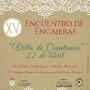 XV Encuentro de Encajeras Villa de Quintanar