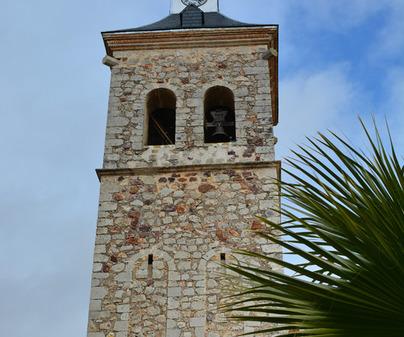 Iglesia de Santiago Apóstol en Carrión de Calatrava