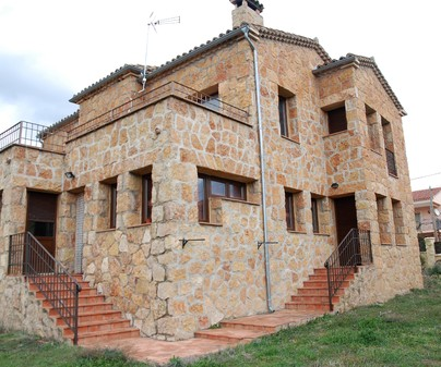 Casa Rural El Ventano en Villalba de la Sierra