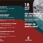 DÍA INTERNACIONAL DE LOS MUSEOS 2017 EN EL MUSEO DE SANTA CRUZ Y SUS FILIALES