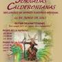 Jornadas Calderonianas Declaradas de Interés Turístico Regional