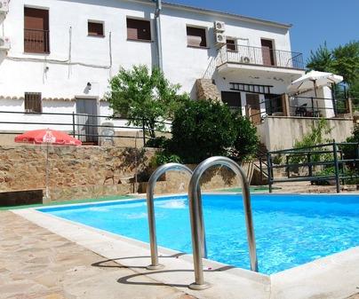 Minas del Horcajo Almodovar CR La Mina piscina