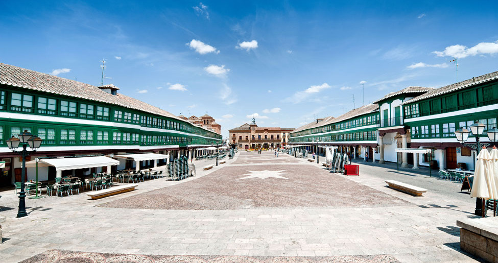 Almagro Plaza Blog