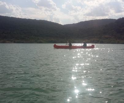 Barbatona canoa