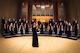 Concierto a cargo de University of Oregon Chamber Choir.