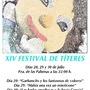 XIV Festival de títeres