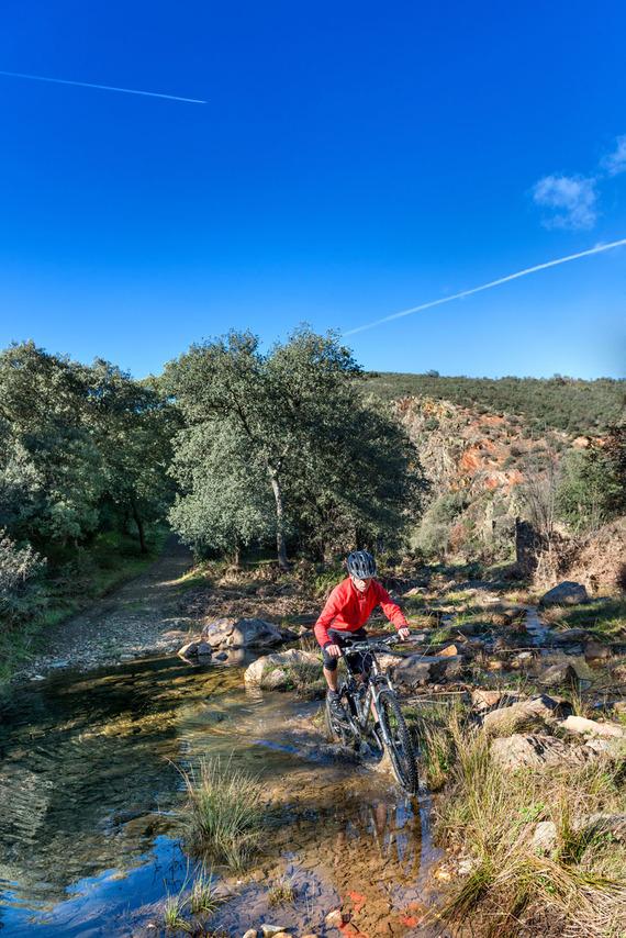 Bici de Montaña en Cabañeros